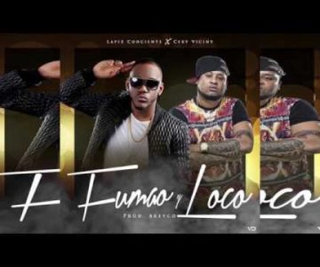 Ceky Viciny Ft Lapiz Conciente – Fumao Y Loco (VIDEO OFICIAL)