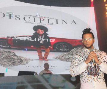 """El Alfa lanza """"Disciplina"""", su primera producción"""