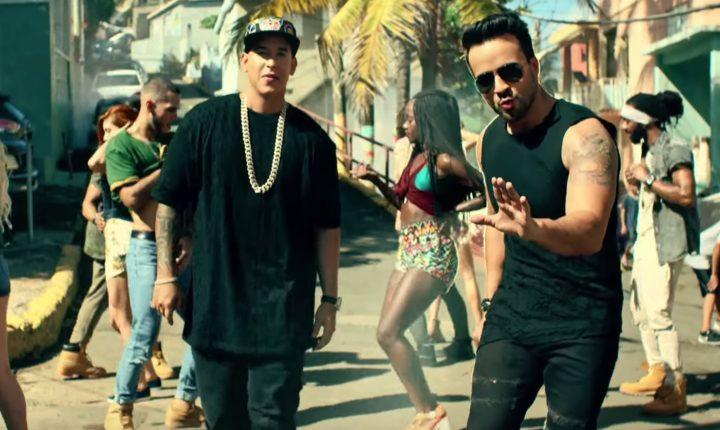 """""""Despacito"""" iguala récord de más tiempo como single Nº 1 en EE.UU."""