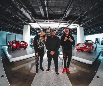 Video oficial : Wisin ft Bad Bunny y Timbaland – Move Your Body