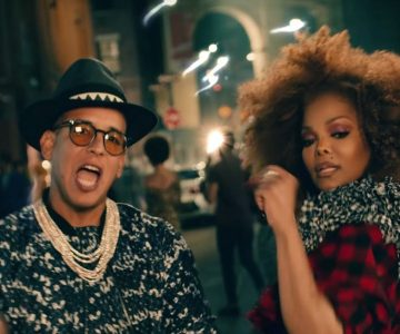 Janet Jackson y Daddy Yankee te invitan a bailar en las calles en 'Made For Now'