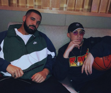 """Mía"" de Bad Bunny y Drake rompe récord en Apple Music"