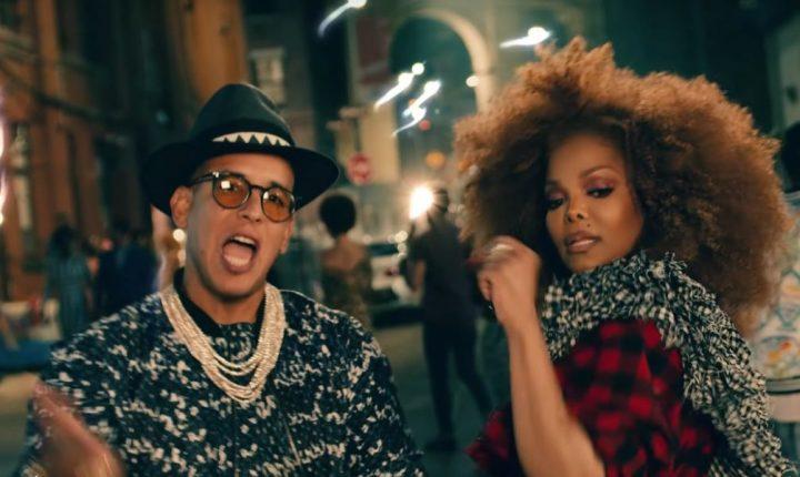 Janet Jackson y Daddy Yankee te invitan a bailar en las calles en 'Made For Now'