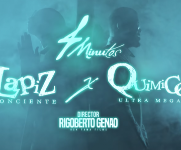 Lapiz Conciente – 4 Minutos ft. Quimico Ultramega