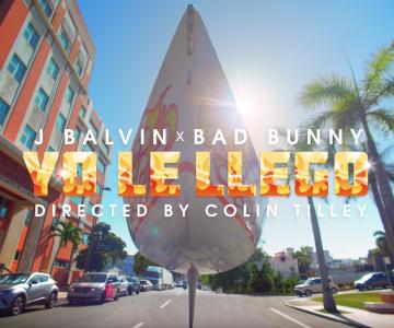 Yo Le Llego – J Balvin X Bad Bunny