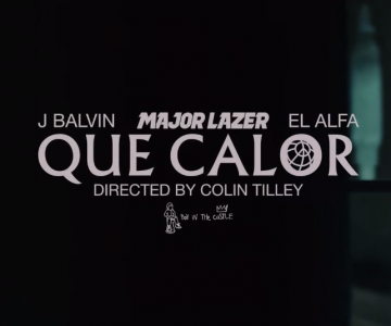 Major Lazer – Que Calor feat. J Balvin & El Alfa