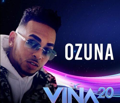 Ozuna en Viña 2020