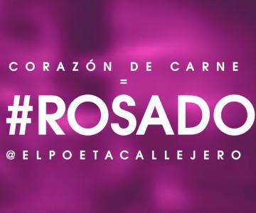 Poeta Callejero – Rosado
