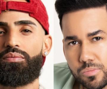 """Romeo Santos estará en remix de """"Sigues con él"""" de Arcángel y Sech"""