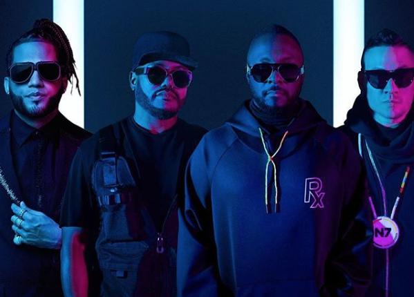"""El Alfa y Black Eyed Peas estrenan juntos """"No Mañana»"""