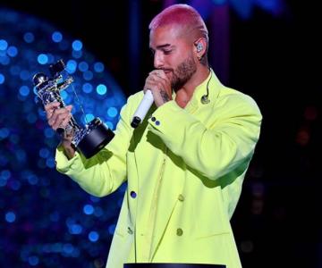 Maluma gana premio a mejor videoclip en la categoría «Latino» MTV