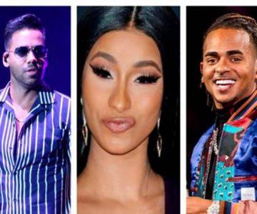 Romeo Santos, Ozuna y Cardi B, nominados a los Billboard Awards 2020