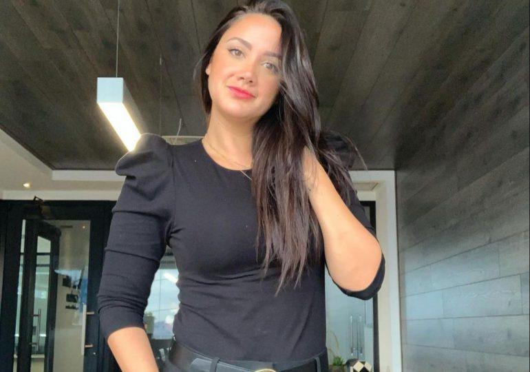 Larimar Fiallo es la nueva integrante de «El Mañanero» desde este lunes 22 de febrero