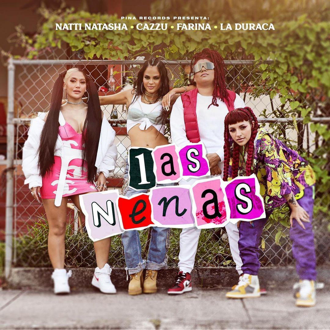 Natti Natasha reúne a Farina, Cazzu y La Duraca en nuevo tema