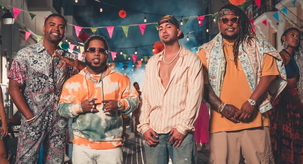 El cantante Justin Quiles se une a Chimbla y Zion y Lennox para la canción «Loco»