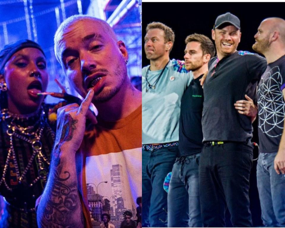 El nuevo tema de Tokischa y J Balvin, entre las favoritas de Coldplay