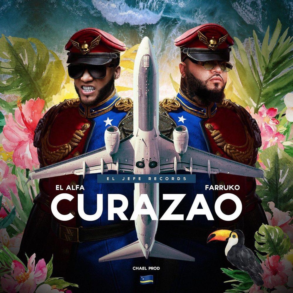 """""""Curazao"""" de El Alfa y Farruko es el número 1 durante sus primeros cinco días de lanzamiento"""